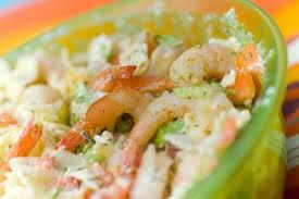 salade de pâtes aux crevettes recettes de cuisine italienne