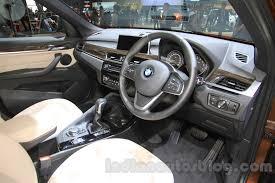 BMW Stupendous 2016 BMW X1 [UK] Interior 2016 Bmw X1 Interior 08