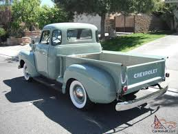 1951 Chevrolet 3100 Pickup 5 Window Shortbed 1947 1948 1949 1950 ...