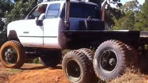 The Best Badass Diesel Trucks Of Insta #36 || Incredible 6x6 Dodge ...