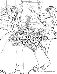 Pop Coloring Pages Barbie Princess And The Popstar