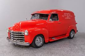 100 Chevrolet Panel Truck 1952 For Sale 36637 Motorious