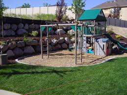 10 Fun Backyard Play Space Ideas For Kids, Try This To Make Your ... Garden Design Ideas With Childrens Play Area Youtube Ideas For Kid Friendly Backyard Backyard Themed Outdoor Play Areas And Kids Area We Also Have An Exciting Outdoor Option As Part Of Main Obstacle Course Outside Backyards Trendy Lowes Creative Kidfriendly Landscape Great Goats Landscapinggreat 10 Fun Space Kids Try This To Make Your Pea Gravel In Everlast Contracting Co Tecthe Image On Charming Small Bbq Tasure Patio Experts The Most Family Ever Emily Henderson