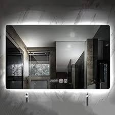 syxx steuern intelligente möbel spiegel led beleuchtung