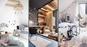 chambre stylé ado chambres d ado 15 chambres à la décoration inspirante