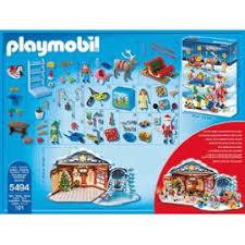 maison du pere noel playmobil calendrier de l avent atelier de jouets avec père noël