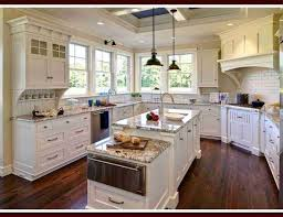Kitchen Design Cabin Small Cabinets French Style Rustic Decor Cottage