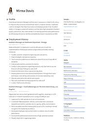 Assistant Manager Resume & Writing Guide | 12 Samples | PDF ... No Experience Rumes Help Ieed Resume But Have Student Writing Services Times Job Olneykehila Example Templates Utsa Career Center 15 Tips For Engineers Entry Level Desk Position Critique Rumes How To Create A Professional 25 Greatest Analyst Free Cover Letter Disability Support Worker Home Sample Complete Guide 20 Examples Usajobs Federal Builder Unforgettable Receptionist Stand Out Resumehelp Reviews Read Customer Service Of