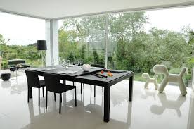 Dining Room Pool Table Combo by Fusion Table Dining Tables From Fusiontables Architonic