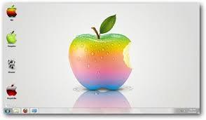 theme bureau windows simply apple theme for windows 7 and windows 8 tech themes