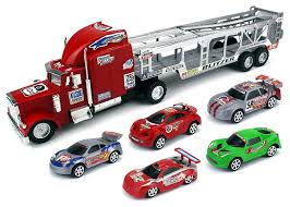 100 Toy Truck And Trailer Amazoncom Speed Blitzer Childrens Friction