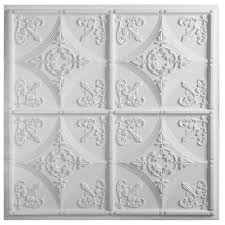 2x2 Sheetrock Ceiling Tiles by Cathedral Ceiling Tile White Waterproof