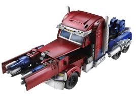 Optimus Prime (Weaponizer) - Transformers Toys - TFW2005