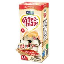 Coffee Mate Creamer 50ct Box