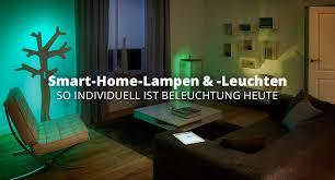 smart home len leuchten lenwelt at