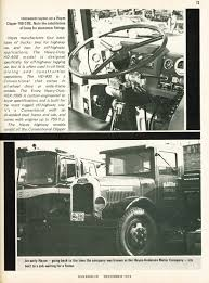 Photo: December 1973 Hayes Trucks 4 | 12 Overdrive Magazine December ... Hayes Hdx For Spin Tires 1966 Logging Truck Heavyhauling My Knit Crocheted Hayesanderson Gvwd Truck Outside 295 West 2nd Avenue City 1972 Hd Aths Vancouver Island Chapter Truckfax Scot Part 3 Of 1974 On Road Canada Pinterest Singaxle Coe Seldom Seen Single Drive Same Flickr Clipper Coe Semi Trucks Log Loaded Offroad Test Youtube 1932 Anderson Antique And