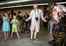 Halloween Lexington Ky 2014 by Halloween Comes Early At Convention Center News The State