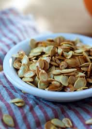 Dry Roasted Shelled Pumpkin Seeds by How To Roast Pumpkin Seeds Plus Three Tasty Variations Kitchen