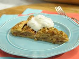 Rustic Apple Pie Crostata