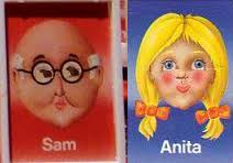 Even As A Child I Was Little Creeped Out By Sam Think Made Sure That There Safe Distance On The Game Board Between Him And Anita