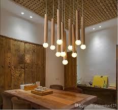 großhandel moderne landhausstil led hängeleuchte mode holz pendelleuchten wohnzimmer hängele verlichting laras home lighting zhangritao123