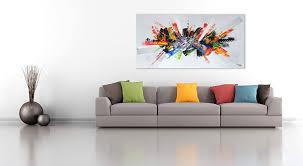 acrylgemälde auf leinwand sehr großes acrylbild auf