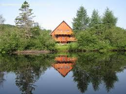 chalets du grand duc cottage rental québec laurentides sainte marguerite du lac