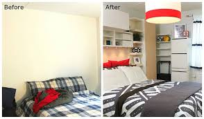 See IKEAs Storage Maximizing Makeover Of A 300 Sq Ft Studio