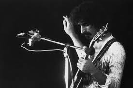 The Day Frank Zappa Died
