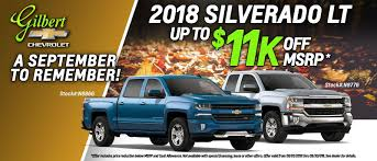 Gilbert Chevrolet In Okeechobee - Port St. Lucie And Fort Pierce ...