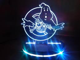 Nuka Cola Lamp Etsy by Ghostbusters Led Lamp Desk Lamp Led Lamps Pinterest