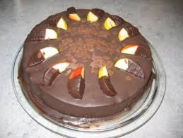 apfel schoko torte