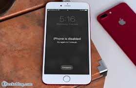 iPhone Is Disabled How to Recover Your iPhone without iTunes Backup