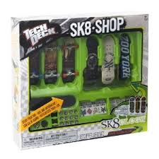 Tech Deck Expert Sk8 Target by Tech Deck Skate Shop Bonus Pack Styles Vary By Spin Master