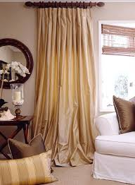 Peri Homeworks Collection Curtains Gold by Gold Dupioni Silk Curtains Nutmeg Custom Silk Drapery Gold Dupion