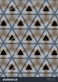 100 Art Deco Shape Abstract Geometric Pattern Stock Illustration