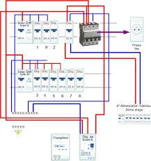 schema tableau electrique triphasé lo67 jornalagora
