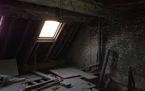 chambre ou appartement sous combles comment créer une chambre ou une salle