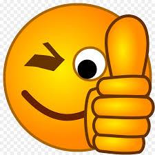 Thumb Signal Emoji Smiley Clip Art