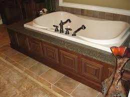Tiling A Bathtub Skirt by Wainscoting Tub Skirts Artisan Interiors And Builders