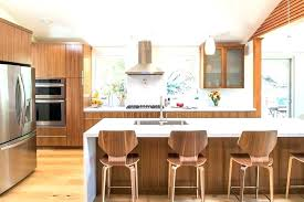 cuisine bois massif contemporaine meuble cuisine bois massif globr co