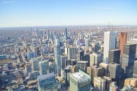Skylon Tower Revolving Dining Room by Hello Toronto My Suitcase Journeys