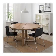 mörbylånga bord ekfaner brunlaserad längd 145 cm ikea