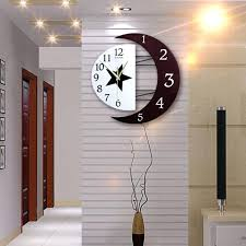 sweet wall clocks for living room compact living room clock 7