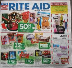 Rite Aid Christmas Trees by Rite Aid Ad Preview 12 18 16 12 24 16