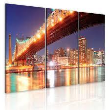 bild leinwand bilder new york stadt foto wandbilder fürs