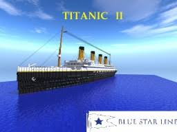 Minecraft Titanic Sinking Download by Rms Titanic Ii Clive Palmer Minecraft Project
