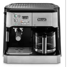 DeLonghi 10 Cup Chrome Programmable Coffee Maker