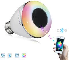 reviews of the best bluetooth light bulb speakers 2018 techy