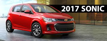2017 Chevrolet Sonic for Sale in North Richland Hills